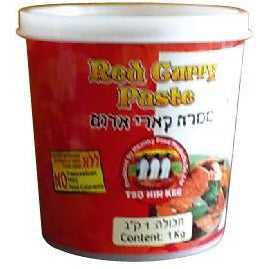 Taste Of Asia Curry Paste Red 1Kg