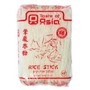 Taste Of Asia Rice Sticks Thin 1Mm 400G
