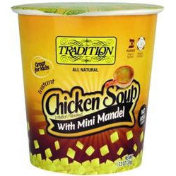 Tradition Chicken Soup With Mini Mandel Cup 35Gr