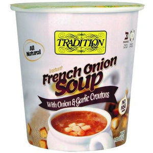 Tradition French Onion With Croutons Soup Cup 29Gr