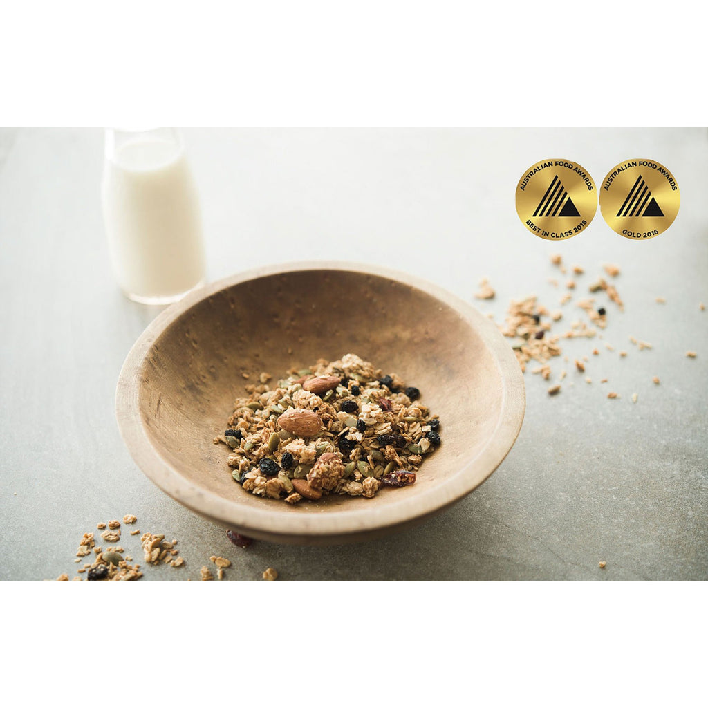 Twins Pantry Honey Berry Granola 500Gr