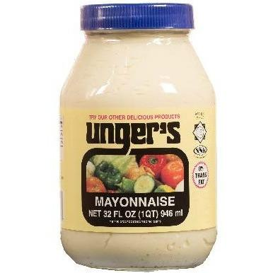 Ungers Mayonnaise 946Ml