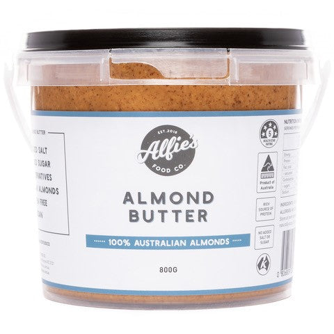 Alfie's Food Co. Almond Butter 800g