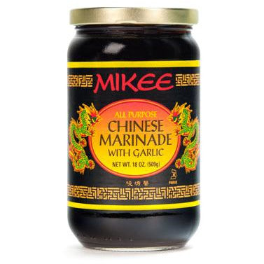 Mikee Chinese Marinade With Garlic 509G