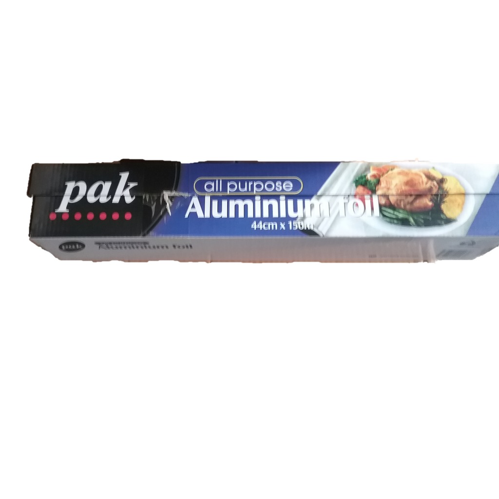 Pak All Purpose Foil 44cm x 150 Metres