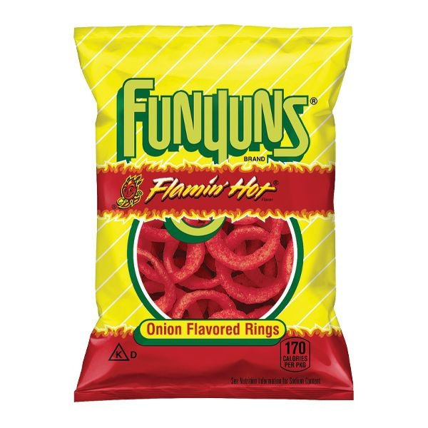 Funyuns Flamin' Hot 170g