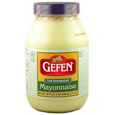 Gefen Mayonnaise Regular 946Ml Passover