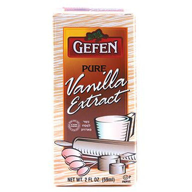 Gefen Extract Pure Vanilla 59Ml