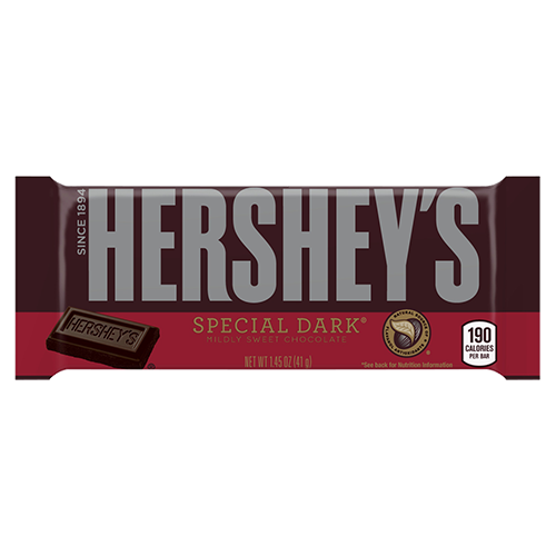 Hershey's Special Dark Chocolate Bar 41g