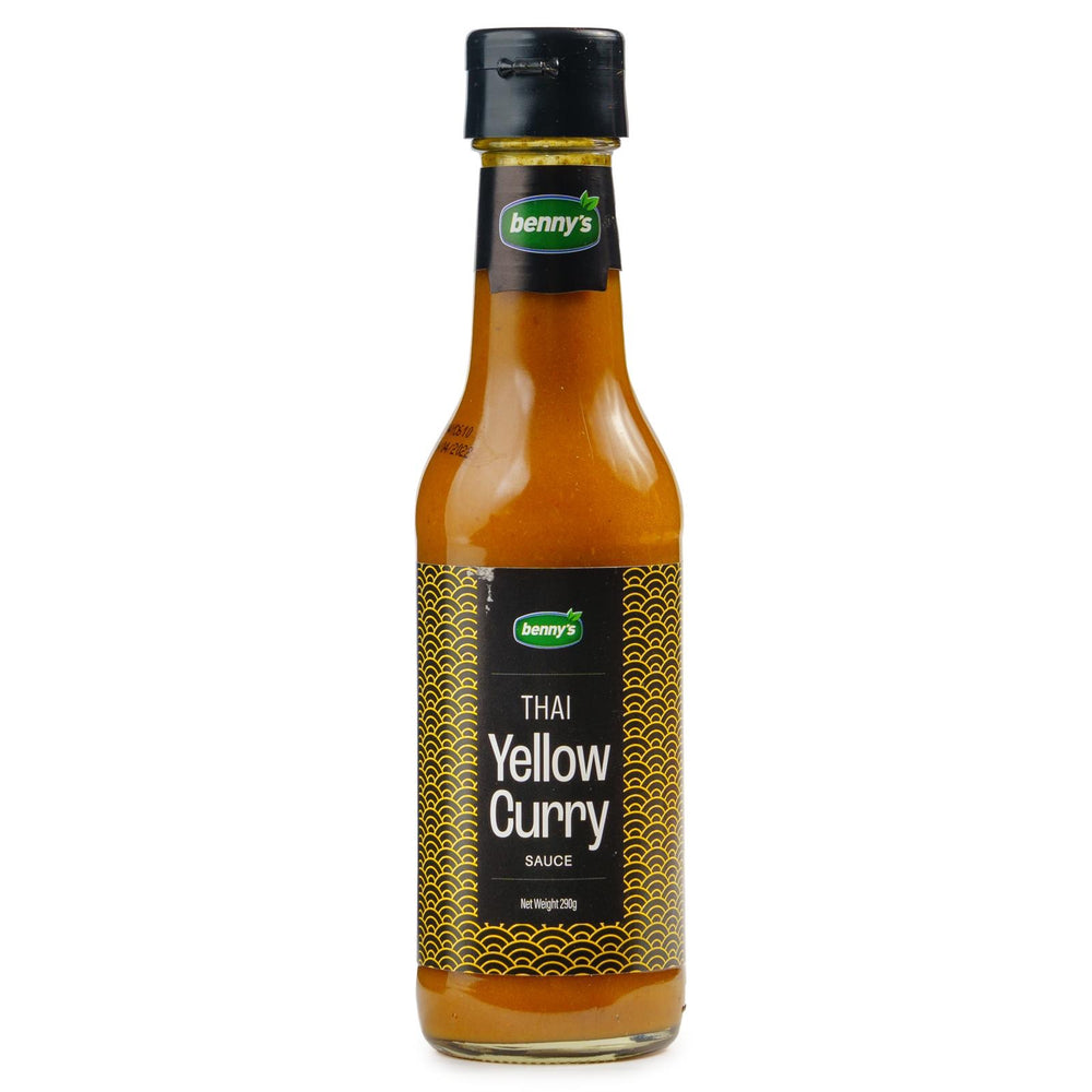 Benny's Yellow Curry Sauce 290g
