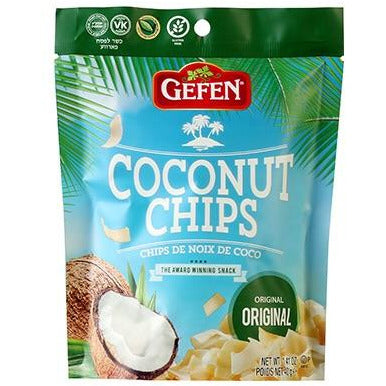 Gefen Coconut Chips Original 40g