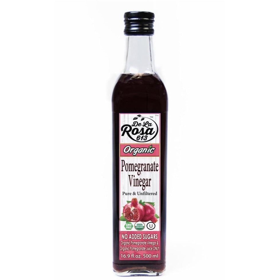 Dela Rosa Organic Pomegranate Vinegar 500Ml