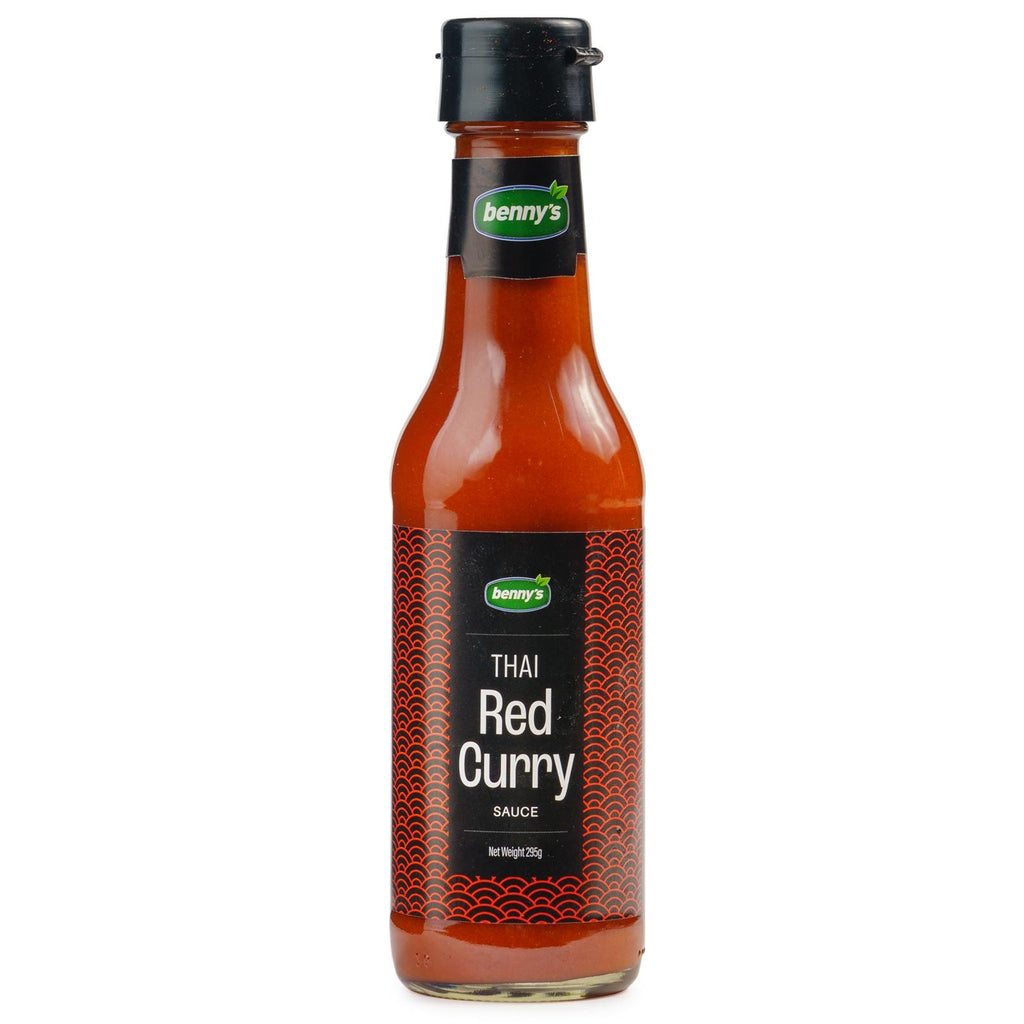 Benny's Red Curry Sauce 295g