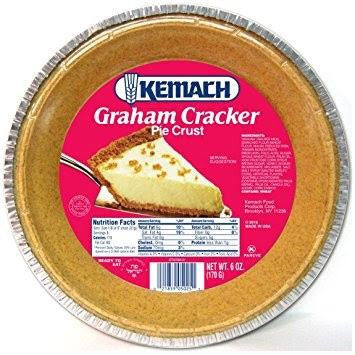 Kemach Graham Cracker Pie Crust 170G
