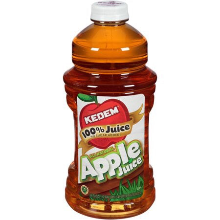 Kedem Apple Juice 1.89 ltr