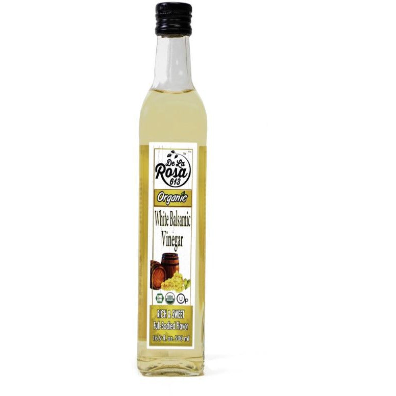 Dela Rosa Organic White Balsamic Vinegar 500Ml