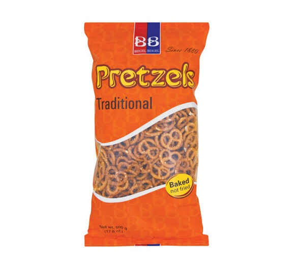 Beigel & Beigel Traditional Pretzels 500g