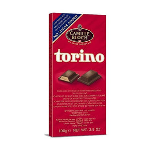 Camille Bloch Torino Milk Chocolate Sugar Free 100G