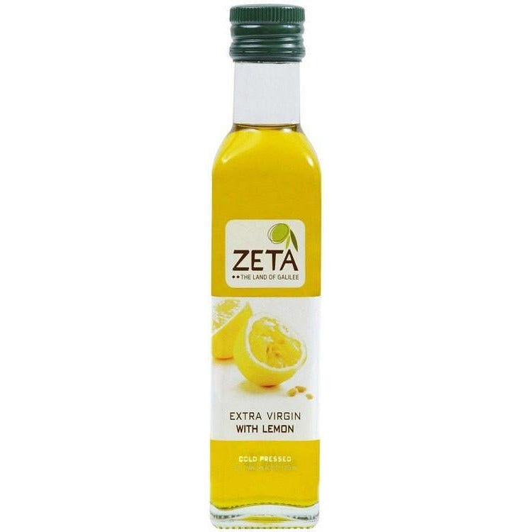 Zeta Extra Virgin Olive Oil With Lemon 250Ml