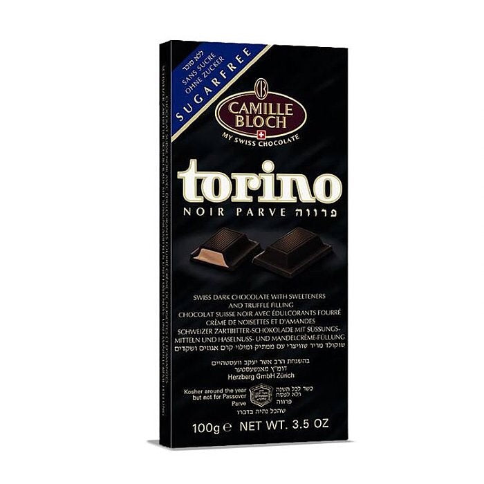 Camille Bloch Torino Dark Chocolate Sugar Free 100G
