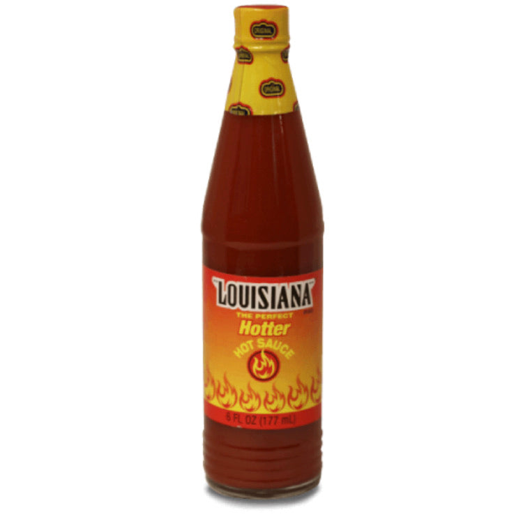 Louisiana Hotter than Hot Sauce 177ml