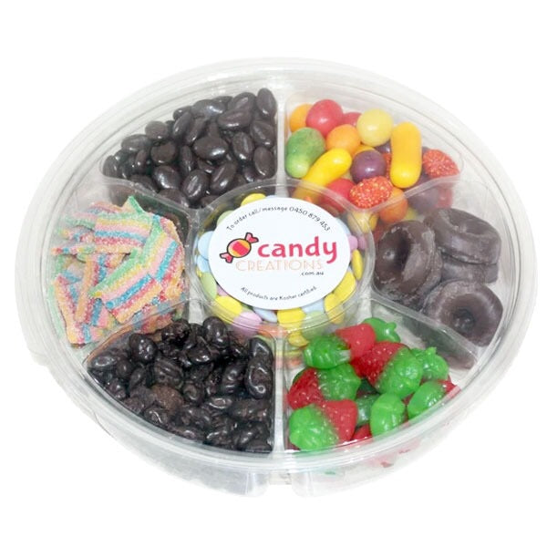 Assorted Candy & Chocolate Gift Tray 900g