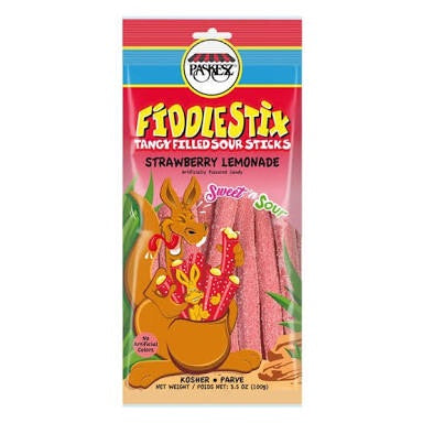Paskesz Fiddlestix Strawberry Lemonade 100Gr