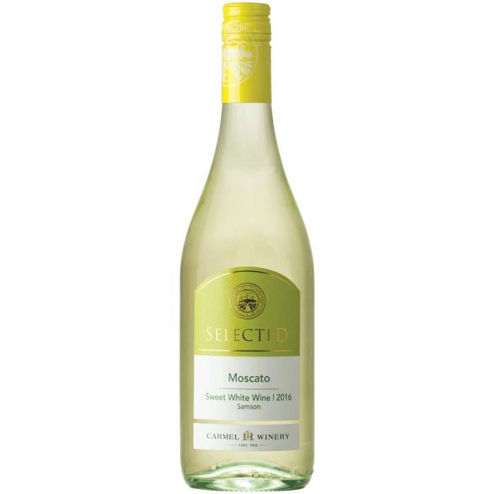 Carmel Selected Moscato 750ml