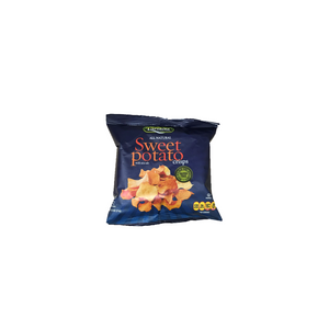 Landau Sweet Potato Crisps With Sea Salt 21g