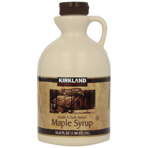 Kirkland Signature Maple Syrup 1L