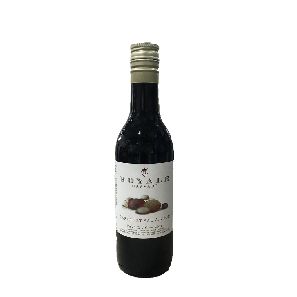 Royale Gravade Cabernet Sauvignon Mini 187ml