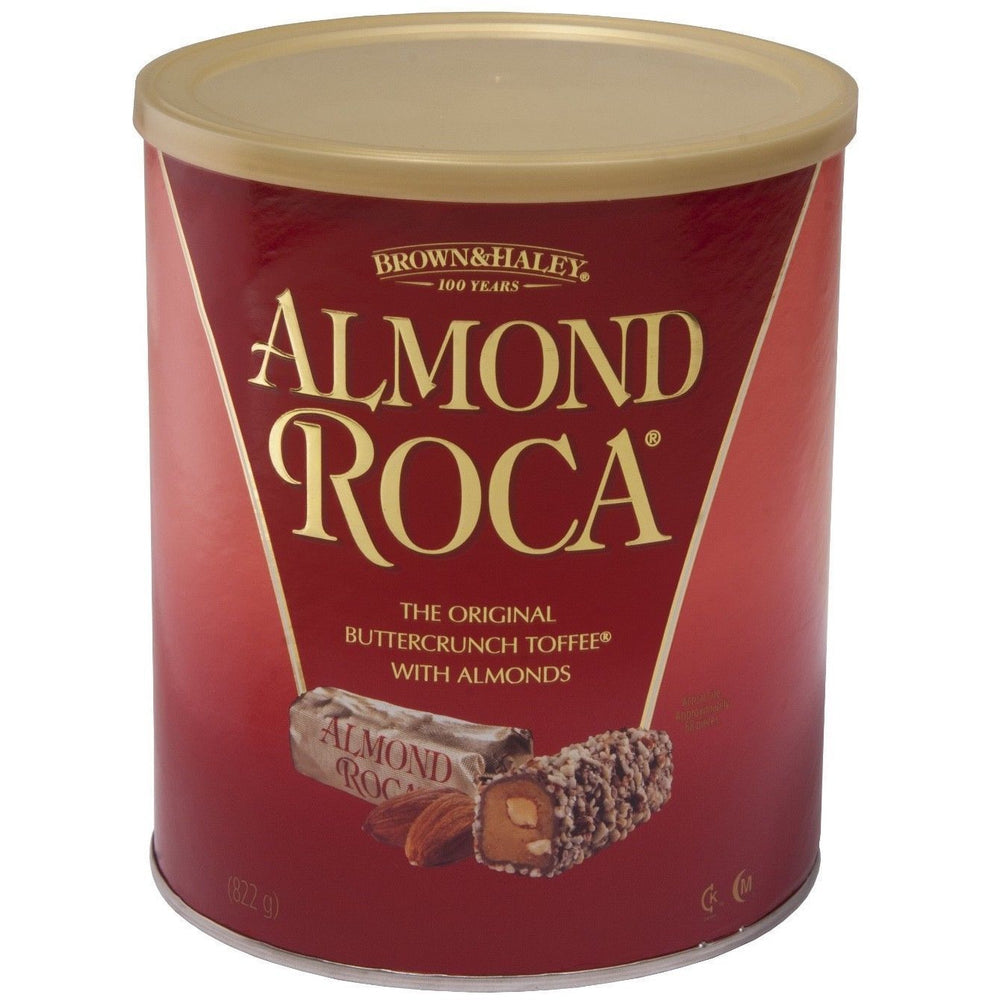Brown & Haley Almond Roca Tin 822g