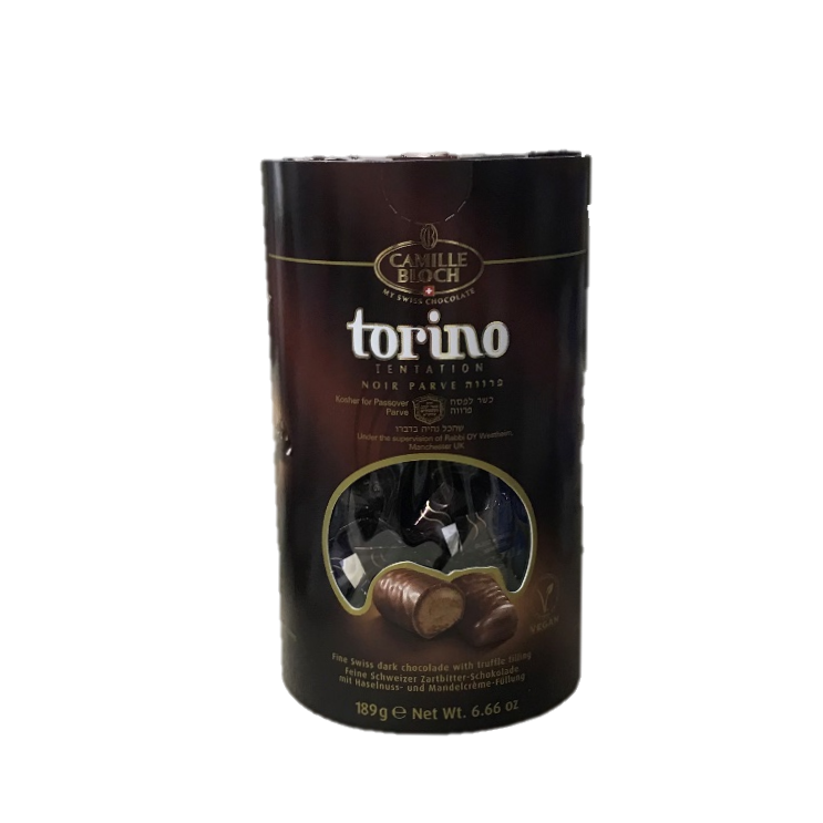 Camille Bloch Torino Dark Chocolates Tub 189G
