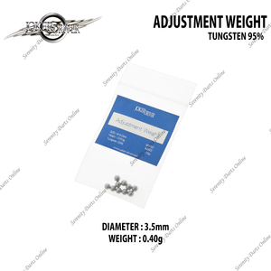 JOKER DRIVER ADJUSTMENT WEIGHT [3.5mm/0.40g]