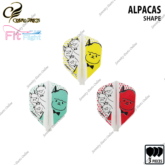 ALPACAS [FIT FLIGHT SHAPE]