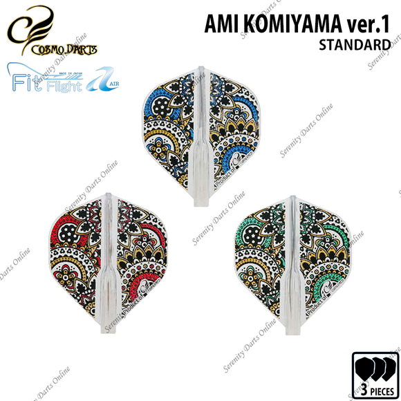 AMI KOMIYAMA ver.1 [FIT FLIGHT AIR STANDARD]