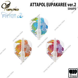 ATTAPOL EUPAKAREE ver.2 [FIT FLIGHT AIR SHAPE]