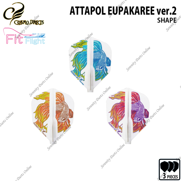 ATTAPOL EUPAKAREE ver.2 [FIT FLIGHT SHAPE]