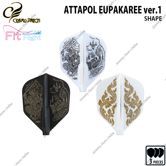 ATTAPOL EUPAKAREE ver.1 [FIT FLIGHT SHAPE]