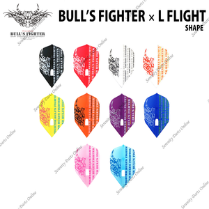 BULL'S FIGHTER × L FLIGHT [L3 SHAPE]