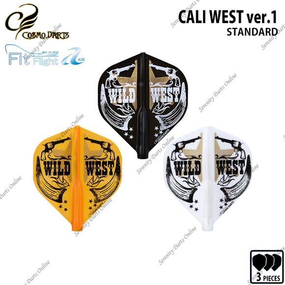 CALI WEST ver.1 [FIT FLIGHT AIR STANDARD]