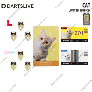 CAT - SPECIAL PACK • LIMITED EDITION •