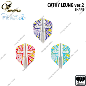 CATHY LEUNG ver.2 [FIT FLIGHT AIR SHAPE]