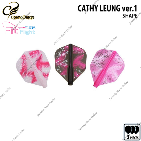 CATHY LEUNG ver.1 [FIT FLIGHT SHAPE]