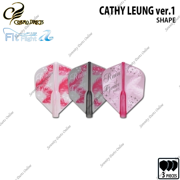 CATHY LEUNG ver.1 [FIT FLIGHT AIR SHAPE]
