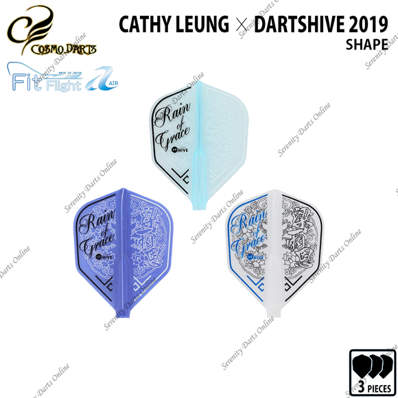CATHY LEUNG [FIT FLIGHT AIR SHAPE] • 2019 LIMITED EDITION •