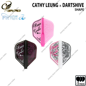 CATHY LEUNG [FIT FLIGHT AIR SHAPE] • 2018 LIMITED EDITION •