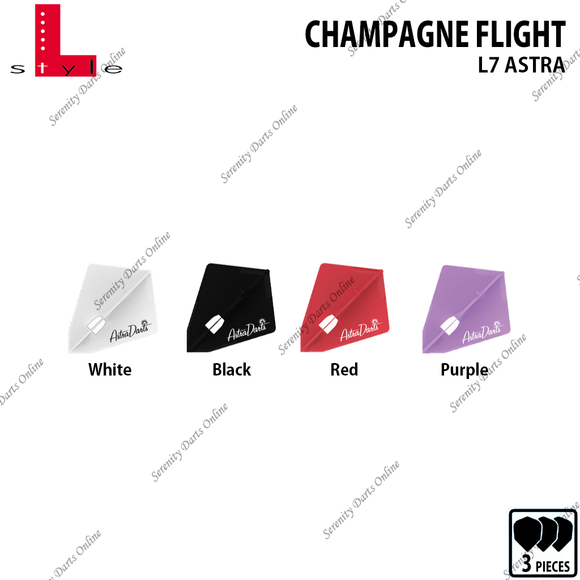 L STYLE CHAMPAGNE FLIGHT [L7 ASTRA]