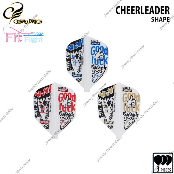 CHEERLEADER [FIT FLIGHT SHAPE]