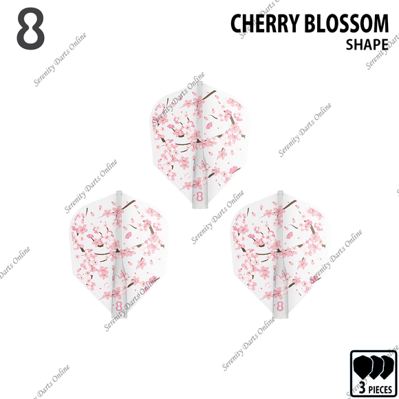 CHERRY BLOSSOM [8 FLIGHT SHAPE]